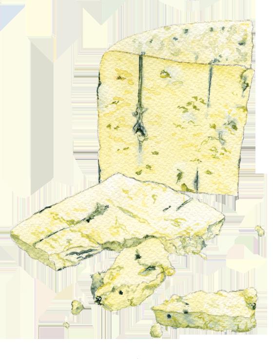 Bleu-cheese