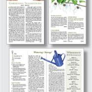 Berkeley Hort newsletter