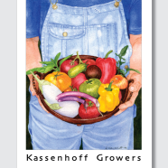 Kassenhoff Growers poster
