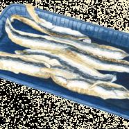 Spanish boquerone anchovies