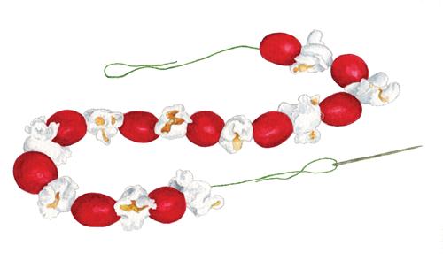 cranberry-+-popcorn-garland