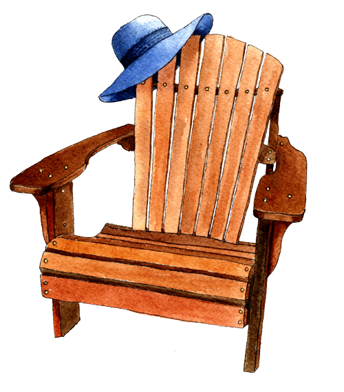 adirondack-chair-+-hat