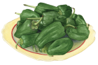 Padron peppers