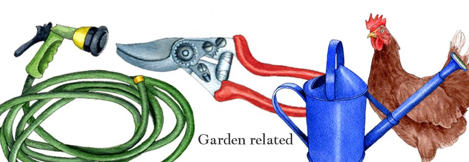 Garden related