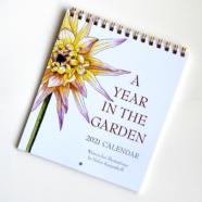 A Year in the Garden 2021 Calendar